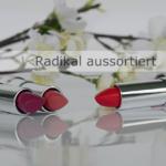 Lippenstifte-aussortiert-Naturkosmetik
