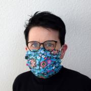 Maske nähen