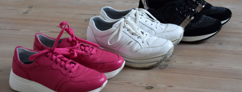 Sneaker Plateau