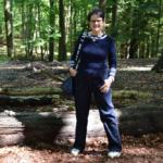 Lifestyle im Wald