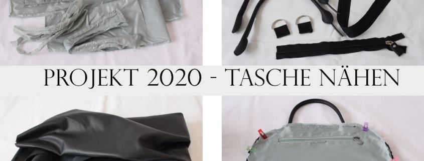 Projekt 2020 Tasche nähen