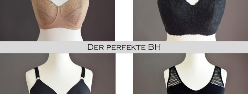 Der perfekte BH